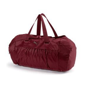 Thumbnail 1 of Active Training Women's Sports Duffel Bag, Pomegranate-gunmetal, medium