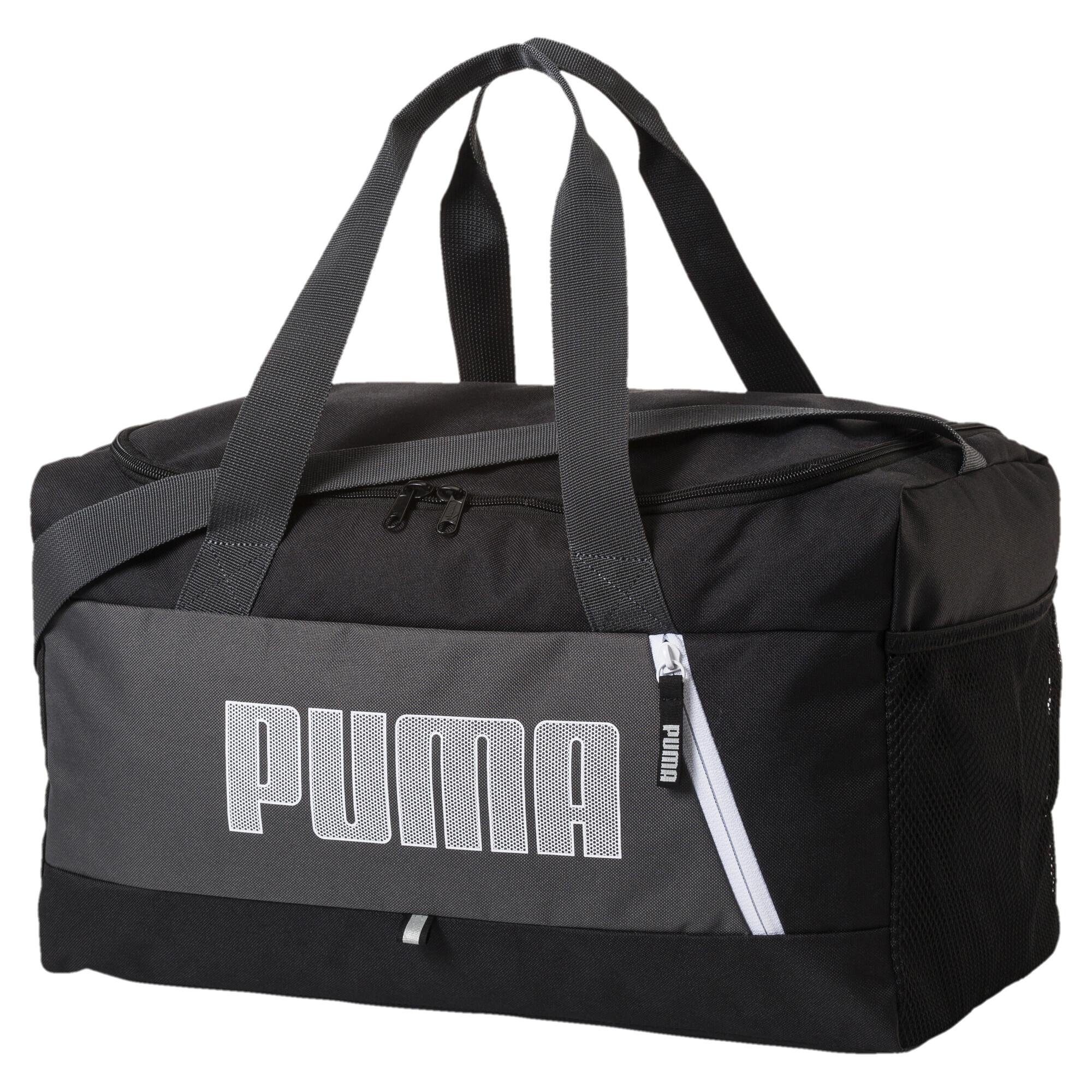 48c06e8253 Fundamentals Sports Bags Small II | 10 - Black | Puma