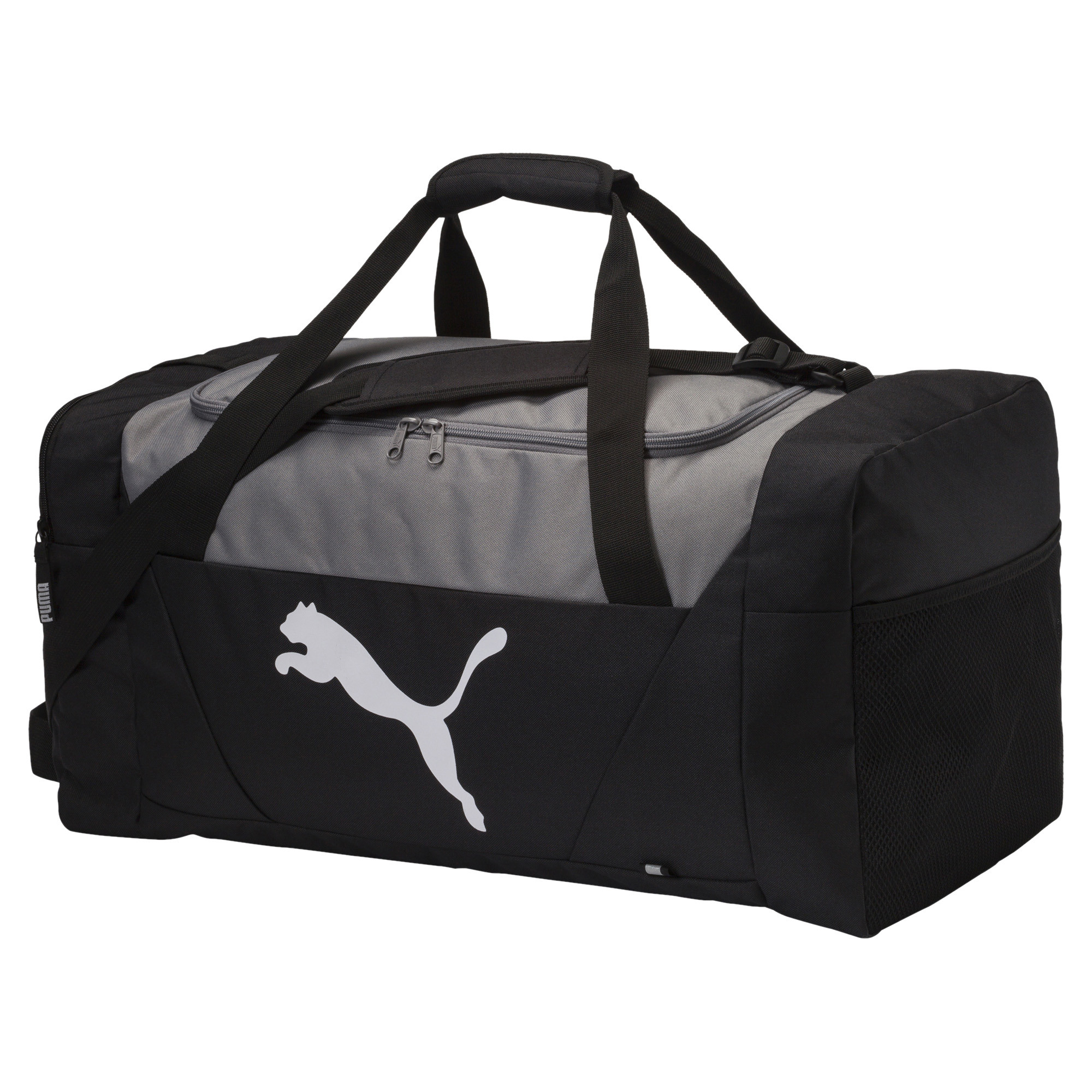 1e70f583a6 Fundamentals Sports Bag | 10 - Black | Puma