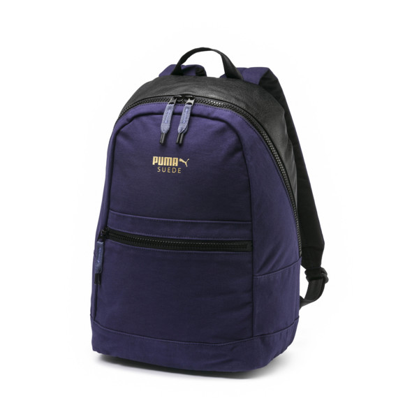 info for f0a31 12bb3 Suede Backpack