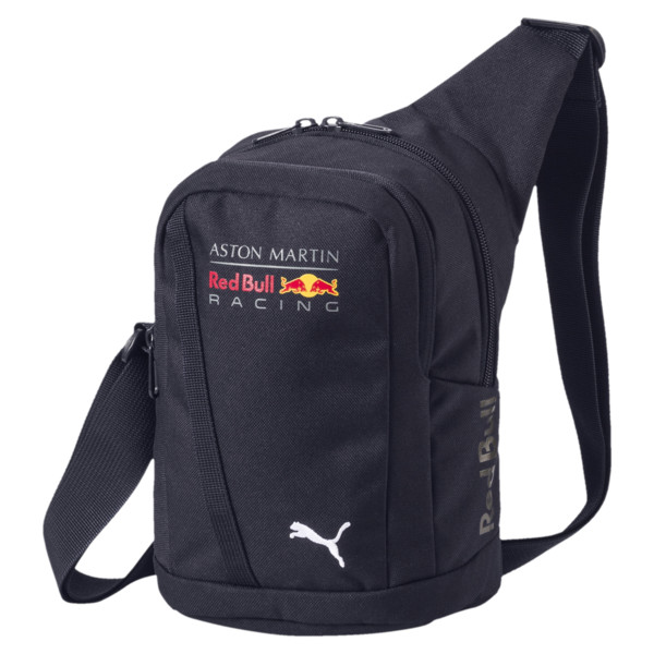 Red Bull Racing Shoulder Bag, NIGHT SKY, large
