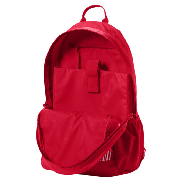 Scuderia Ferrari Backpack, rosso corsa, large