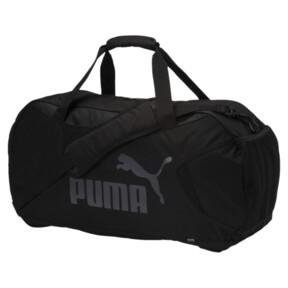 Thumbnail 1 of Gym Medium Duffle Bag, Puma Black-Puma Black, medium