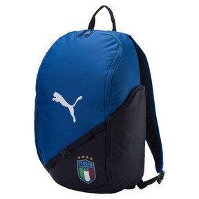 Anteprima 1 di Italia LIGA Backpack, Team Power Blue-Peacoat, medio