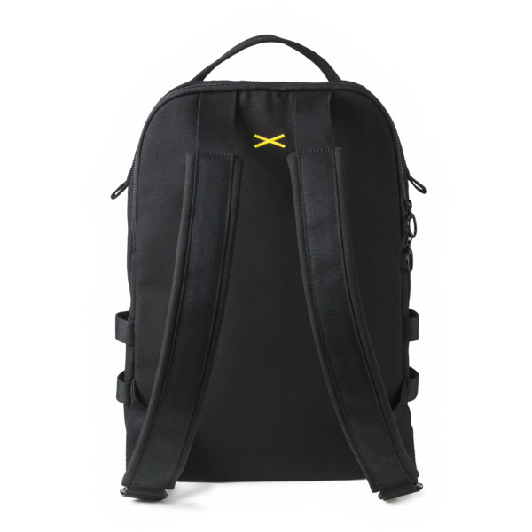 PUMA x XO Backpack, Puma Black, large