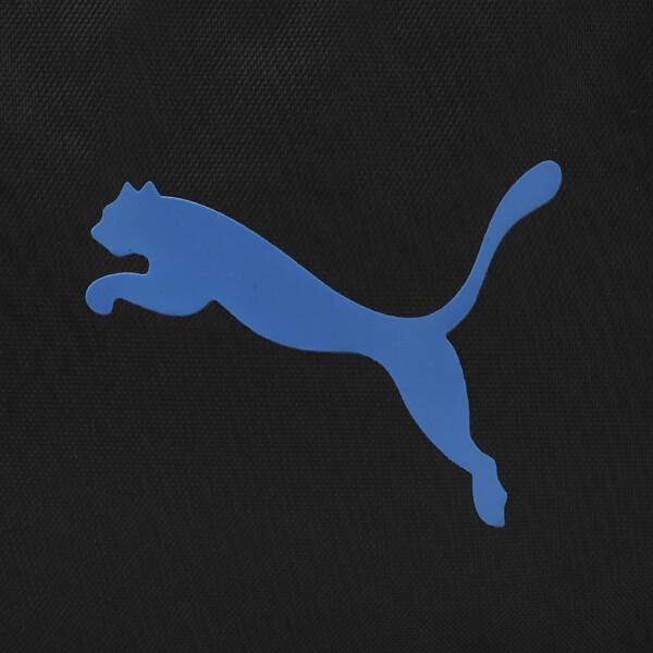 キッズ スタイル スイム グリップ バッグ (16L), Puma Black-Indigo Bunting, large-JPN