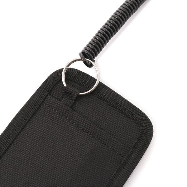 アクティブ カードホルダー, Puma Black-Silver, large-JPN