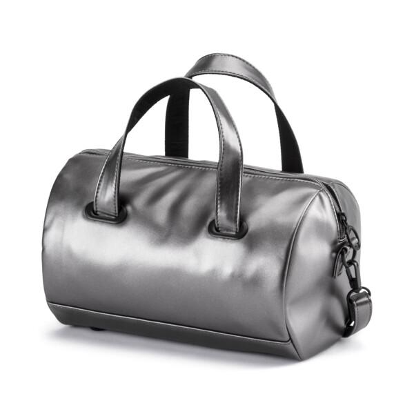 Classics Women's Handbag, Silver, large