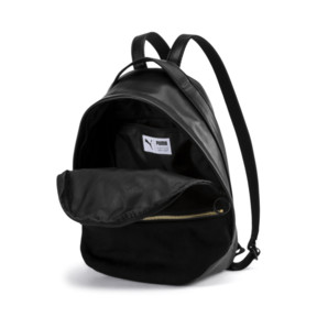 Thumbnail 3 of Archive Suede Women's Backpack, Puma Black, medium