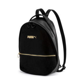 Thumbnail 1 of Archive Suede Women's Backpack, Puma Black, medium