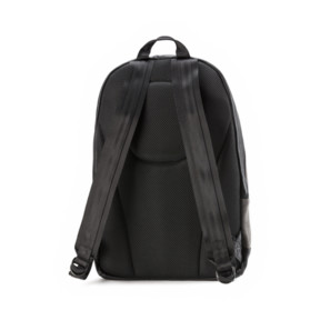Thumbnail 2 of Suede Lux Backpack, Dark Shadow-Puma Black, medium