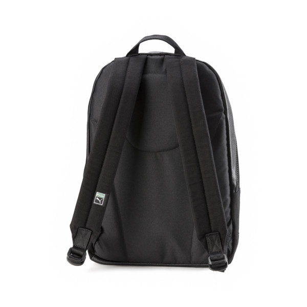 Suede Edition Backpack, Puma Black, large