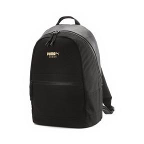 Thumbnail 1 of Suede Edition Backpack, Puma Black, medium