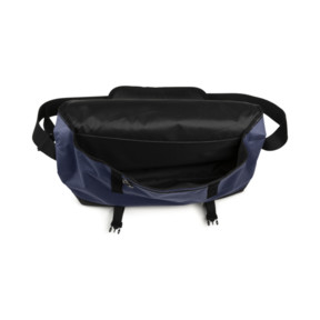 Thumbnail 3 of Campus Shoulder Bag Woven, Peacoat-Puma Black, medium
