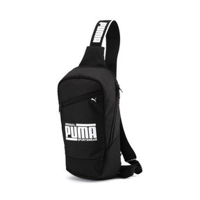 Thumbnail 1 of PUMA Sole Cross Body Bag, Puma Black, medium