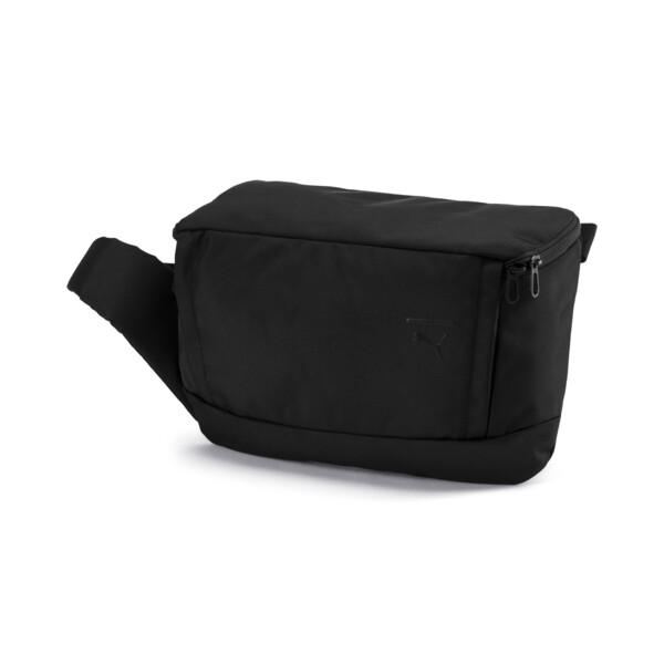 Street Crossbody Bag, Puma Black, large