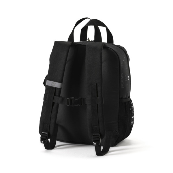 PUMA x MINIONS Backpack, Puma Black, large