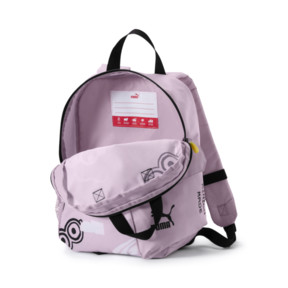 Thumbnail 3 of PUMA x MINIONS Backpack, Winsome Orchid, medium