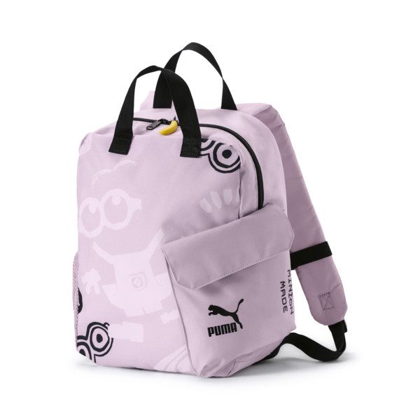 PUMA x MINIONS Backpack, Winsome Orchid, large