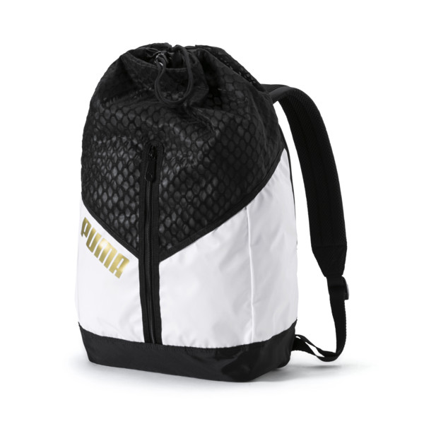 Ambition Gold Women's Backpack, 01, large