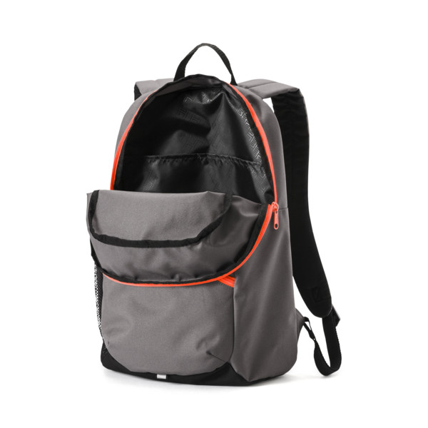 Plus Backpack, Steel Gray-1, large
