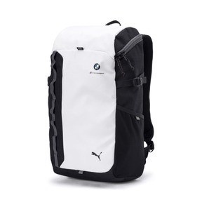Thumbnail 1 of BMW M Motorsport Backpack, Puma White-Anthracite, medium
