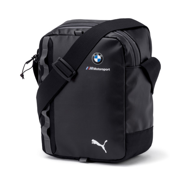 BMW M Motorsport Portable Bag, Anthracite-Iron Gate, large