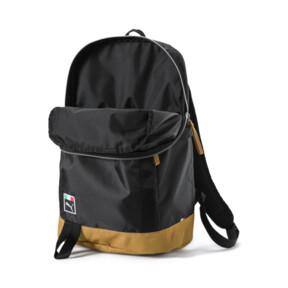 Thumbnail 3 of Scuderia Ferrari Fan Backpack, Puma Black, medium