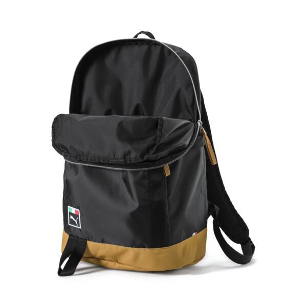 Scuderia Ferrari Fan Backpack, Puma Black, large