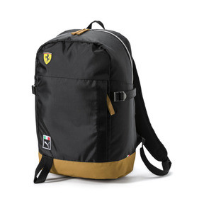 Thumbnail 1 of Ferrari Fan Backpack, Puma Black, medium