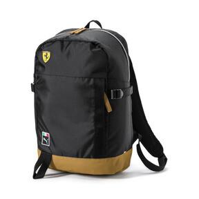 Thumbnail 1 of Scuderia Ferrari Fan Backpack, Puma Black, medium