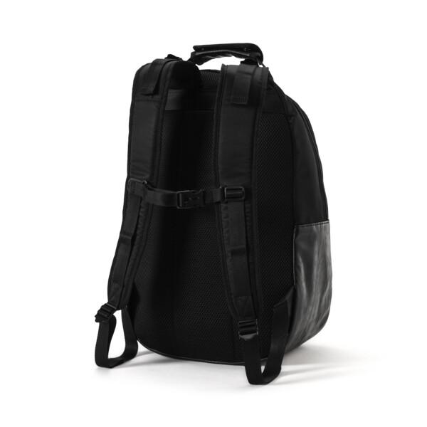 Ferrari Lifestyle Backpack, Puma Black, large