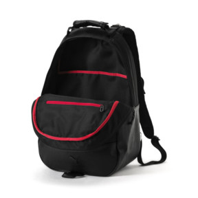 Thumbnail 3 of Ferrari Lifestyle Backpack, Puma Black, medium