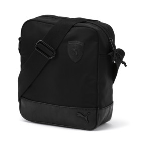 Anteprima 1 di Ferrari Lifestyle Portable Bag, Puma Black, medio