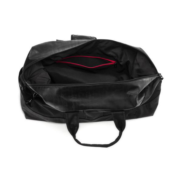 Bolsa de fin de semana Ferrari Lifestyle, Puma Black, grande