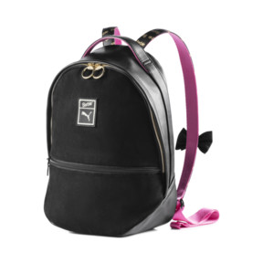 Thumbnail 1 of PUMA x BARBIE Backpack, Puma Black, medium
