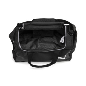 Thumbnail 3 of Fundamentals Sports Duffle Bag, Puma Black, medium