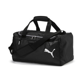 Thumbnail 1 of Fundamentals Sports Duffle Bag, Puma Black, medium
