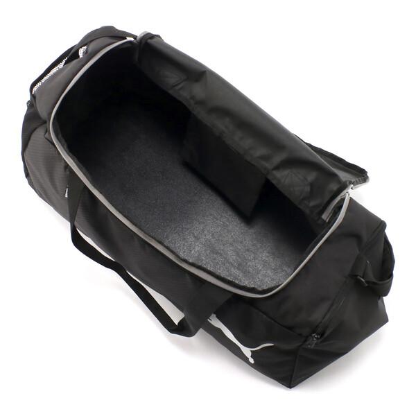 ファンダメンタルス スポーツバッグ M (57L), Puma Black, large-JPN