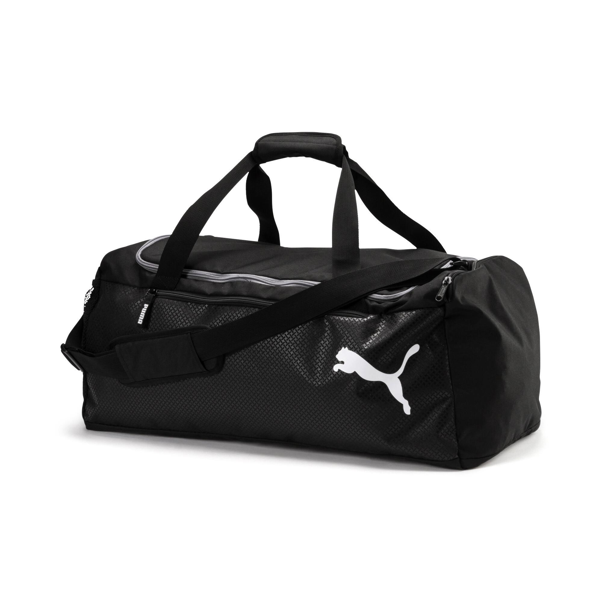 b31a628aff7 Image Puma Fundamentals Medium Sports Bag #1. Zoom In