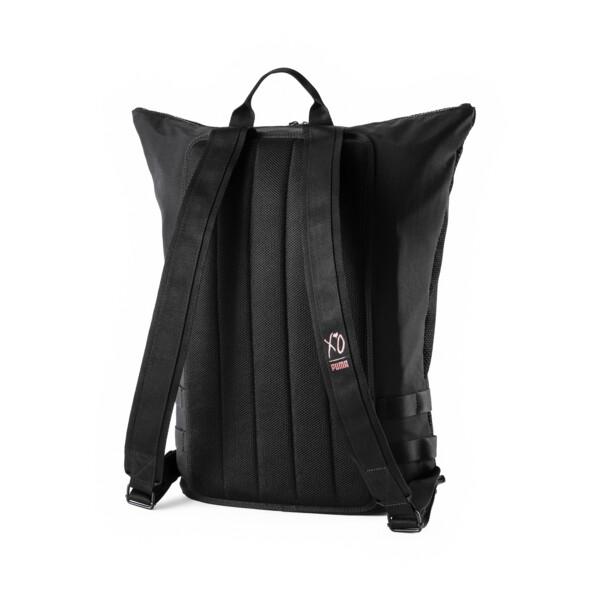 PUMA x XO Tech Backpack, Puma Black, large