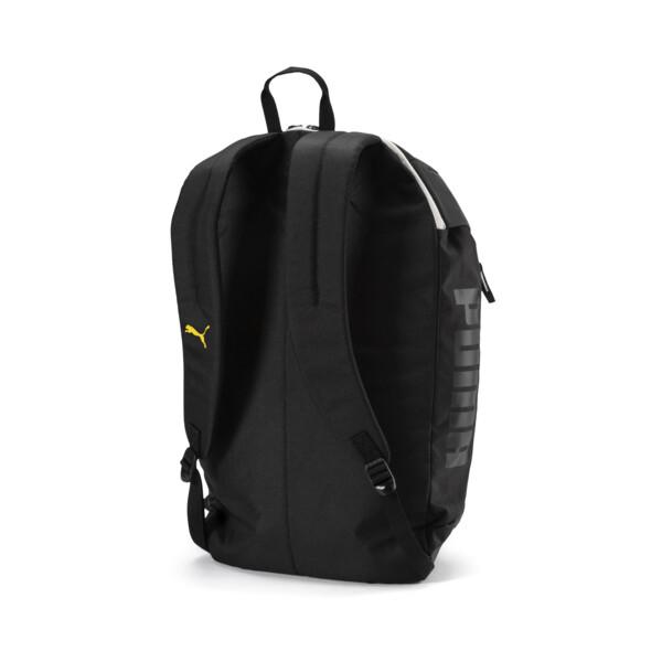 Sac à dos BVB 365, Puma Black-Cyber Yellow, large