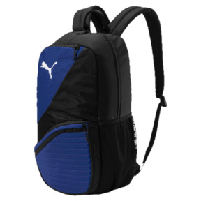 Thumbnail 1 of ftblNXT Backpack, Puma Black-Peacoat, medium