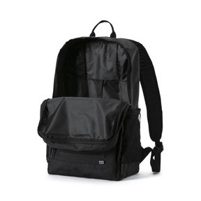 Thumbnail 3 of S Backpack, Puma Black, medium