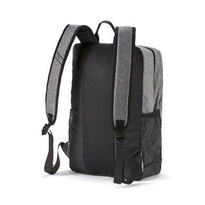 Thumbnail 2 of Square Backpack, Medium Gray Heather, medium