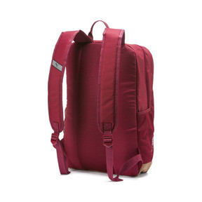 Thumbnail 2 of Square Backpack, Rhubarb, medium