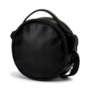 Thumbnail 2 of Suede Women's Premium Round Case, Puma Black, medium