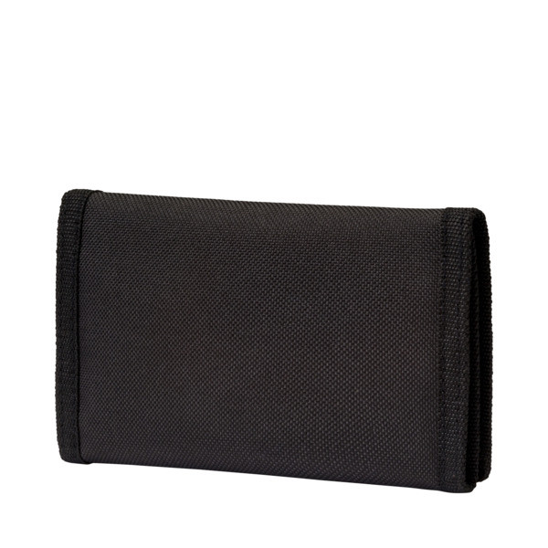 PUMA Phase Woven Wallet, Puma Black, large