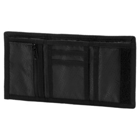 Thumbnail 3 of PUMA Phase Woven Wallet, Puma Black, medium