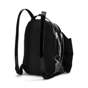 Thumbnail 2 of Archive Bow Suede Women's Backpack, Puma Black, medium